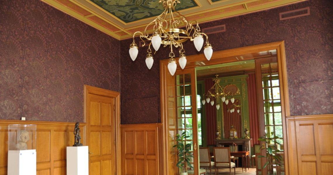 art decor randolph algera restauratie conservatie historisch binnenruimte villa ramswoerthe steenwijk