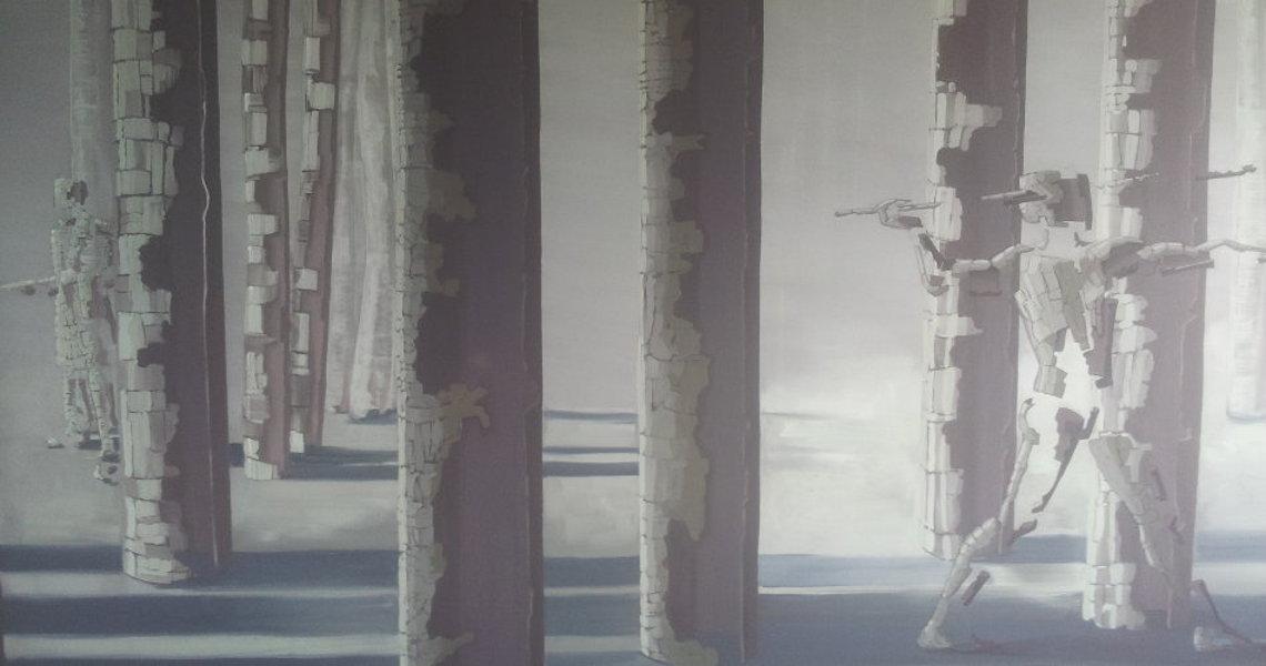 art decor randolph algera wandschildering competenties speerwerper prestatiegerichtheid ober service
