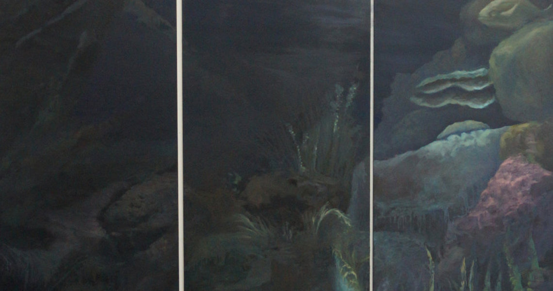 randolph algera schilderijen mystic waters